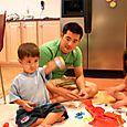 Play-dough time