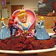 Tia Maria's birthday brownies