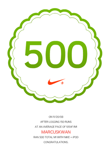 500mi