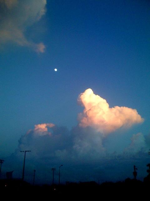 Texas dusk
