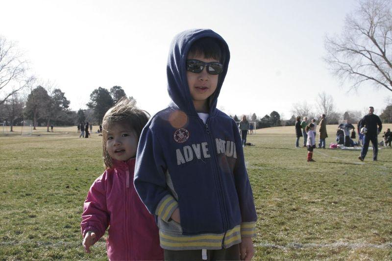 1st Spring Soccer Game