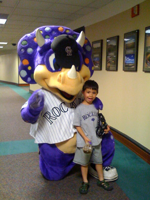 Kobe and Dinger
